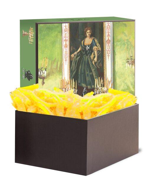 """Scorzette di Limone – Scatola """"Marianna di Valguarnera"""" 800 gr"""