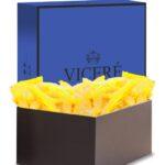 """Scorzette di Limone – Scatola """"Monsieur"""" 800 gr"""