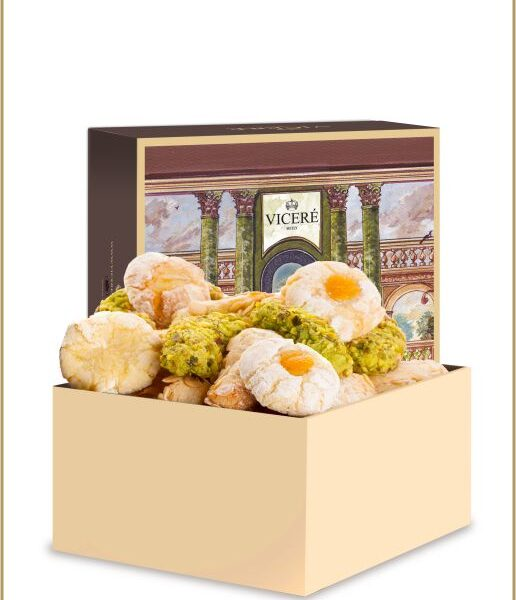 Variety of Sicilian Pastries 500g