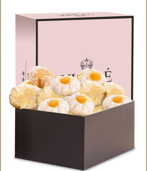 Almond Pastries Citrus fruits of Sicily 1Kg