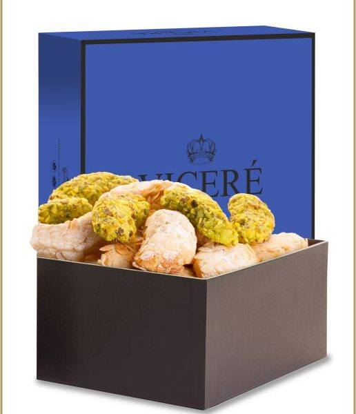 Almond Pastries and Green Gold 1Kg