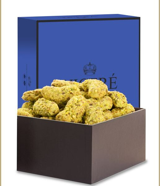 Almond Pastries with Pistachio 1kG