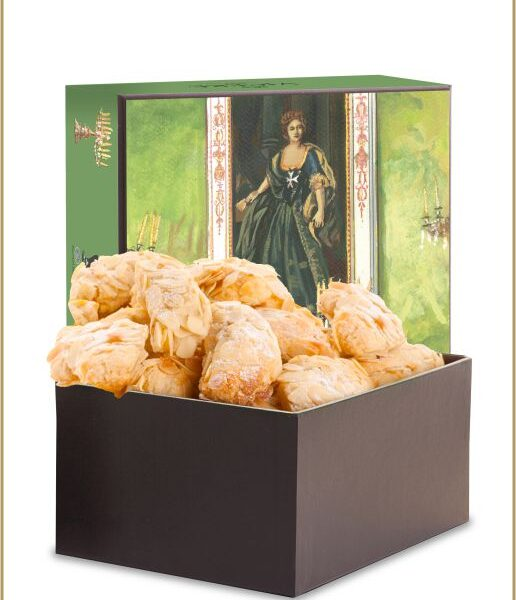 Traditional Almond Pastries 1Kg