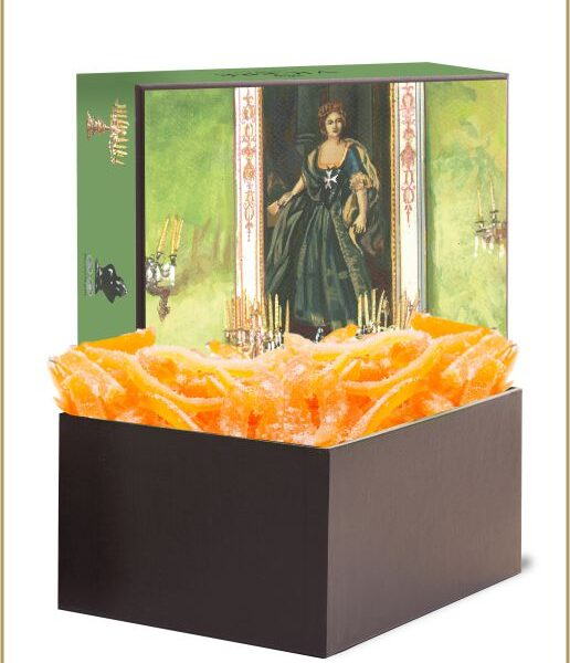 Orange Peels 800g