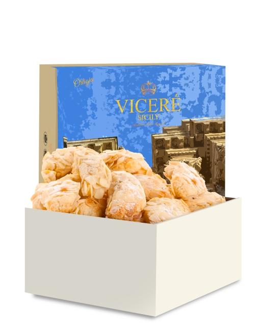 La Mia Sicilia Box - Traditional Almond Pastries