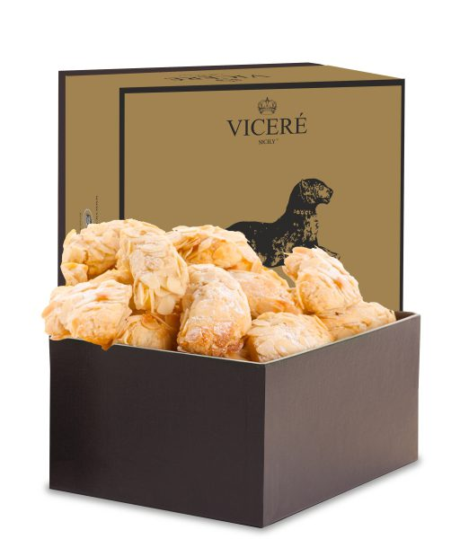 "Traditional Almond Pastries – Box ""Gattopardo"" 1 Kg"